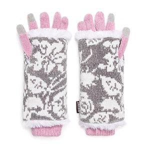 MUK LUKS Women's Chenille 3-in-1 Gloves