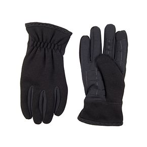 Men's Levi's® Knit Glove with Stretch Palm