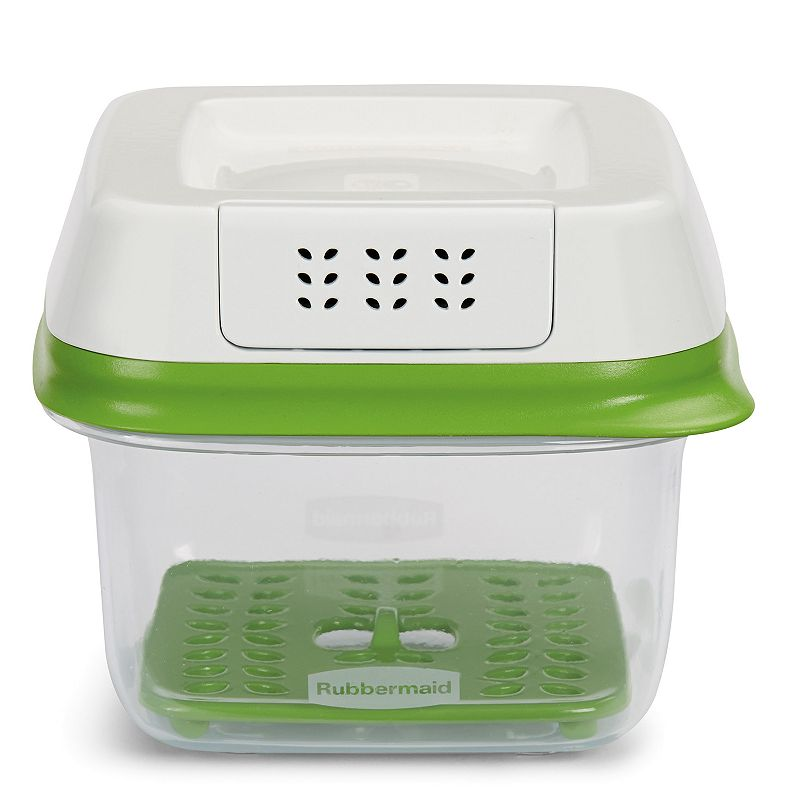 Rubbermaid FreshWorks 2.5-Cup Produce Saver Food Storage Container, 3 CUP