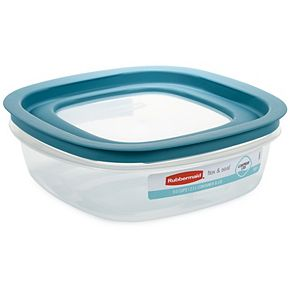 Rubbermaid Easy Find Lids 9-Cup Flex & Seal Food Storage Container (4-Pack)