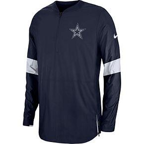 Men's Dallas Cowboys Nike Lightweight Coaches Jacket