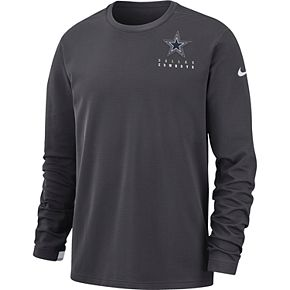 Men's Dallas Cowboys Nike Dry Top Crew
