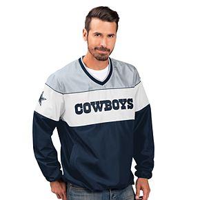 Men's Dallas Cowboys Tarrant V-Neck Pullover