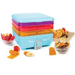 Nostalgia Electrics Organic Fruit Snack Maker