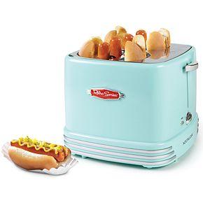 Nostalgia Electrics 4-Slot Retro Hot Dog Toaster