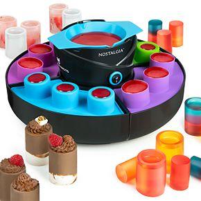 Nostalgia Electrics Nostalgia SM12 Edible Shot & Cup Maker