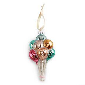 LC Lauren Conrad Glass Balloons Ornament