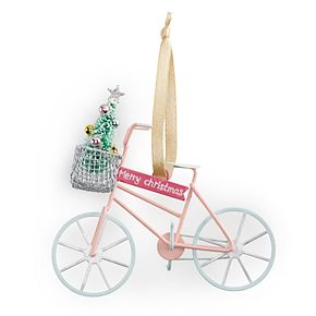 LC Lauren Conrad Bicycle Ornament