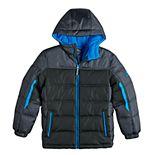 Boys 8-20 ZeroXposur Myriad-Puffer Jacket