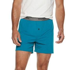 Men's Hanes® Ultimate 3-Pack Stretch Knit Boxer