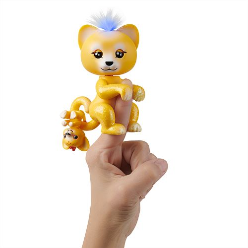 Fingerlings by WowWee Baby Big Cats