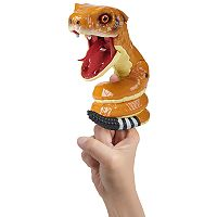 WowWee Untamed Snakes Toxin Interactive Toy Deals