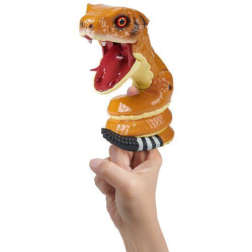 Fingerlings by WowWee Untamed Snake