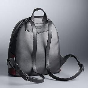 Simply Vera Vera Wang Maven Faux-Leather Backpack