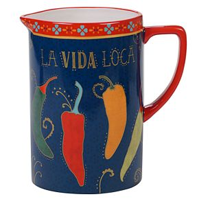 Certified International La Vida Pitcher
