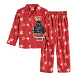 Boys 4-12 Lego Star Wars 2-Piece Fleece Pajama Set