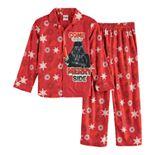 Boys 4-12 Lego Star Wars 2-Piece Fleece Pajama Set
