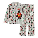 Boys 4-12 Lego Batman 2-Piece Fleece Pajama Set