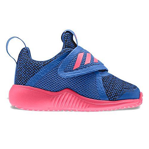 adidas FortaRun X Knit CF Toddler Girls' Sneakers