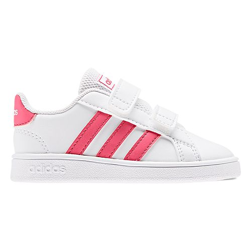 adidas Grand Court Toddler Girls' Sneakers