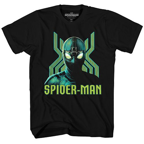 Boys 8-20 Marvel Spider-Man Graphic Tee