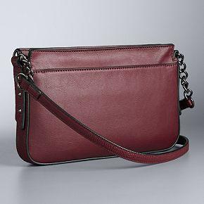 Simply Vera Vera Wang Lea Cross Body Bag