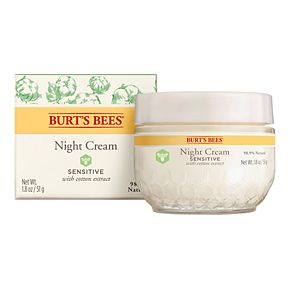 Burt's Bees Sensitive Night Cream