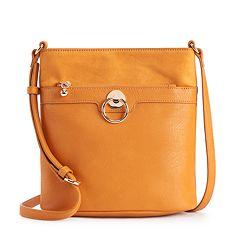 Womens LC Lauren Conrad Crossbody Handbags & Purses