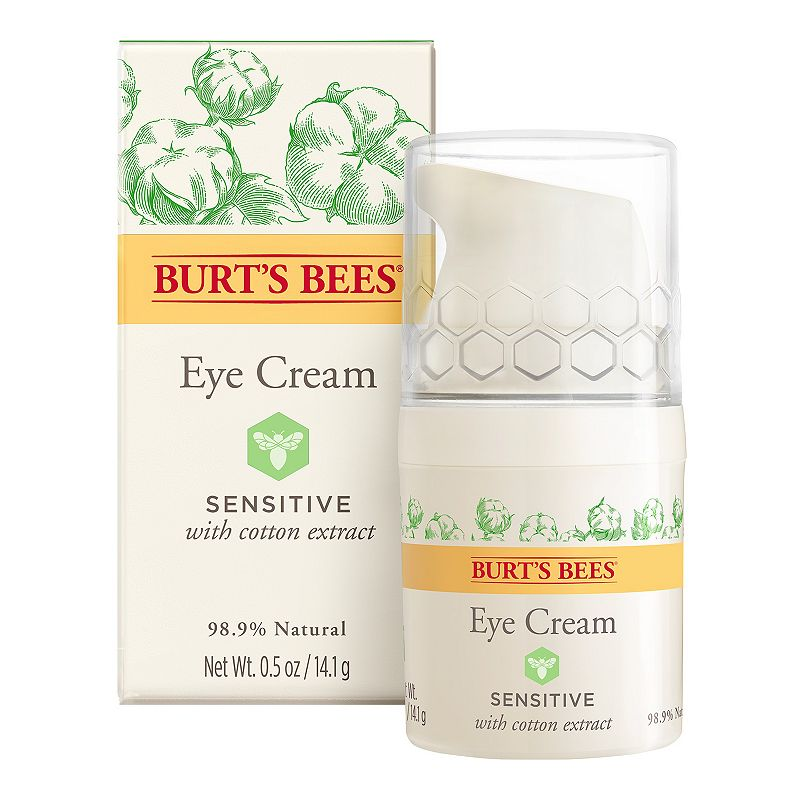 Sensitive Eye Cream is clinically shown to moisturize the delicate eye area without causing redness or irritation. Cotton Extract softens and helps shield skin from potential irritants. Sensitive Eye Cream is clinically shown to moisturize the delicate eye area without causing redness or irritation. Cotton Extract softens and helps shield skin from potential irritants. Paraben-free, Phthalate-free, Sulfate-free, Talc-free, Cruelty-free, Fragrance free .5 fl oz Size: One Size. Color: Multicolor. Gender: female. Age Group: adult.