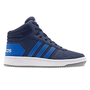adidas Hoops Mid 2.0 Boys' Basketball Shoes