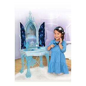 Disney's Frozen 2 Elsa's Enchanted Ice Vanity