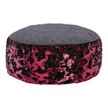 Animal Adventure Wild for Style Flip-Sequin Pouf