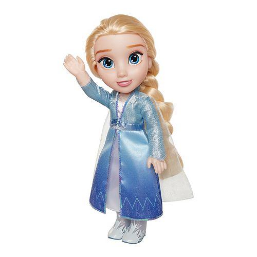 Disney's Frozen 2 Elsa Adventure Doll