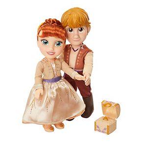 Disney's Frozen 2 Anna & Kristoff Proposal Gift Set