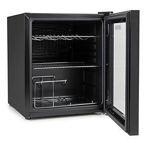 Igloo 1.6 cu. ft. Glass Door Beverage Center Refrigerator & Cooler
