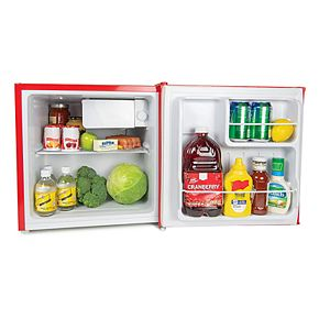 Igloo 1.6 Cu. Ft. Classic Compact Single Door Refrigerator Freezer