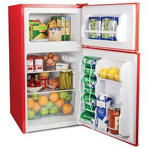 Igloo 3.2 Cu. Ft. Classic Compact Refrigerator Freezer