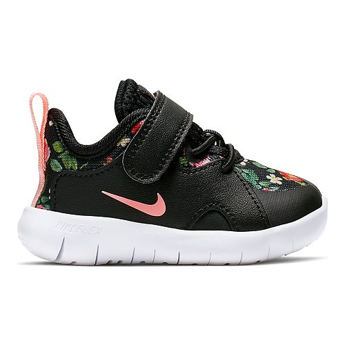 Nike Flex Contact 3 Toddler Girls' Sneakers