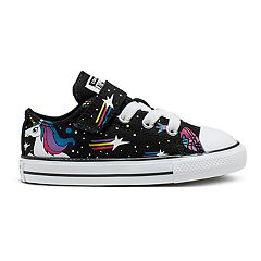 60584fd64314 Toddler Girls' Converse Chuck Taylor All Star Unicons Sneakers