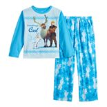 Disney's Frozen 2 Boys 8-20 Top & Bottoms Pajama Set by Jammies For Your Families