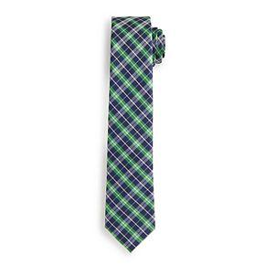 """Boys 8-20 Chaps Charlie Plaid 48"""" Tie"""