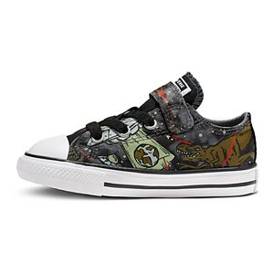 Toddler Boys' Converse Chuck Taylor All Star Interstellar Dinosaur Sneakers