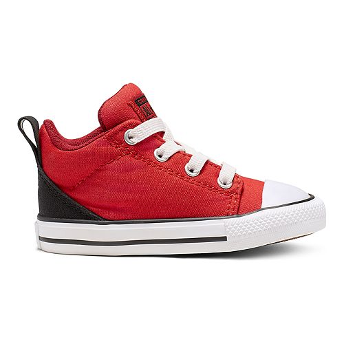 Toddler Boys' Converse Chuck Taylor All Star Ollie Mid Sneakers