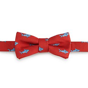 Boys 8-20 Wembley Shark Bow Tie