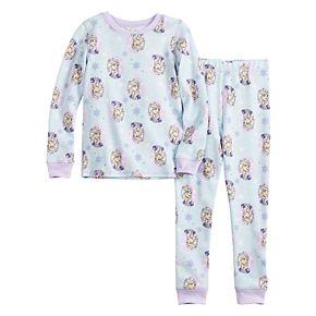 Disney's Frozen 2 Toddler Girl Thermal 2-Piece Set by Cuddl Duds®