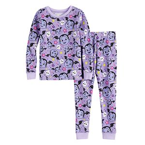 Disney's Vampirina Toddler Girl Cuddl Duds® Thermal 2-Piece Set