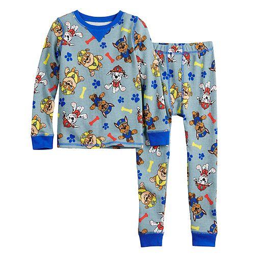 Toddler Boy Paw Patrol Cuddl Duds® Thermal 2-Piece Set