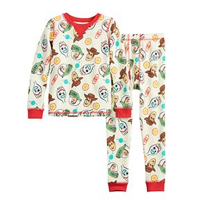 Disney / Pixar's Toy Story 4 Toddler Boy Cuddl Duds® Thermal 2-Piece Set