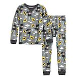Toddler Boy Batman Cuddl Duds® Thermal 2-Piece Set