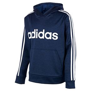 Boys 8-20 adidas Core Pull-Over Hoodie